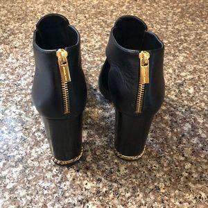 Michael Kors Shoes - Michael Kors peep toe bootie